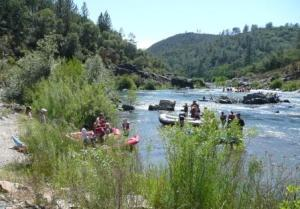 American River Rush Hour