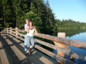 Bridge at Cascade