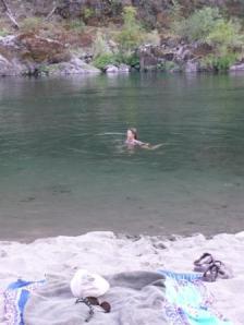 Hayden Flats Crystal Swimming