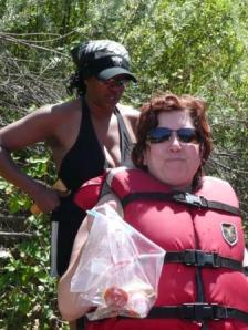 Jeanine Rafting